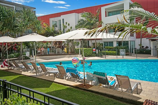 Coolum Beach, Avustralya: Pool