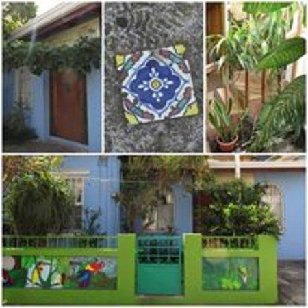 Casa Ridgway Hostel: Bienvenidos, vistas el exterior del hostel.