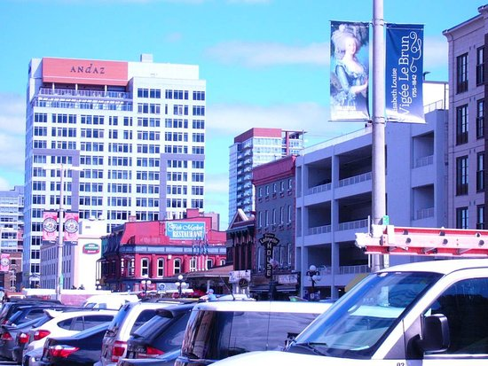 Ottawa Walking Tours : York Street