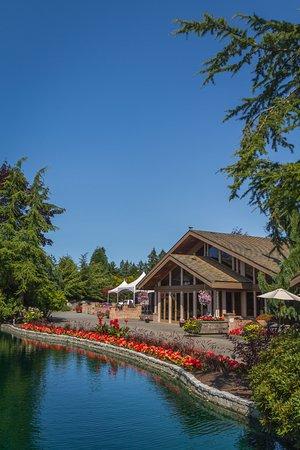 Surrey, Canada: Hazelmere Clubhouse