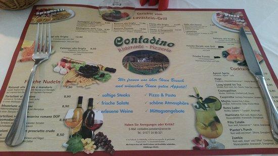 ristorante contadino platos y precios