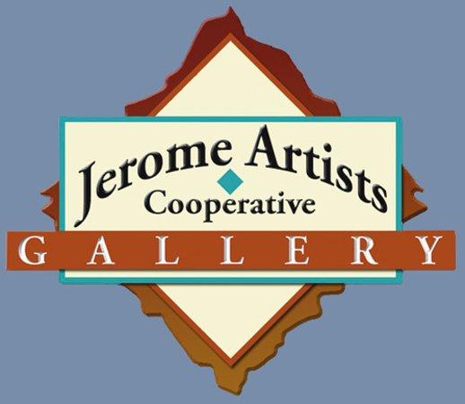 Jerome, AZ: Logo