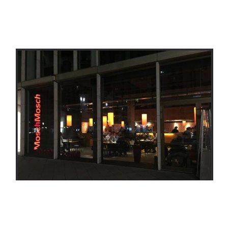 Restaurant Review g d Reviews MoschMosch GmbH Frankfurt Hesse.