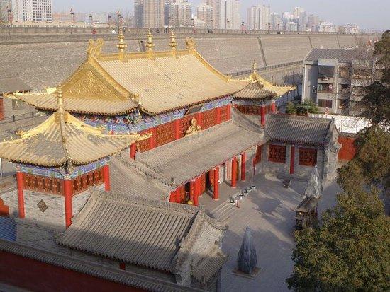 Daming Palace Site Park
