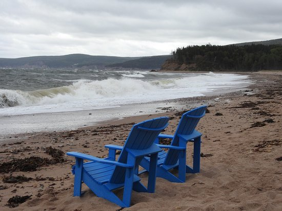 Dingwall, Canadá: Loved this one- may have been favorite place we stayed on 10 day trip