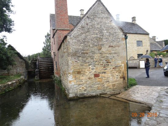 Lower Slaughter, UK: The Slaughters Manor House
