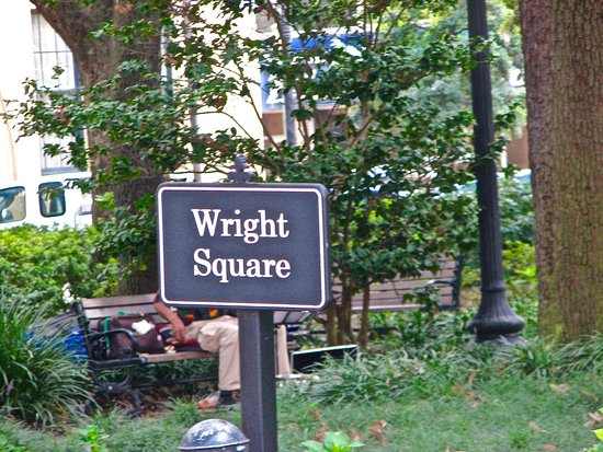 ‪Wright Square‬
