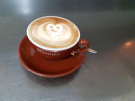 Caffe Massimo Newmarket : Caffe Massimo