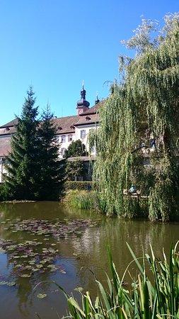 St. Peter im Schwarzwald, Alemanha: 外側の池から