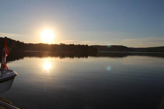 写真イーグル湖枚