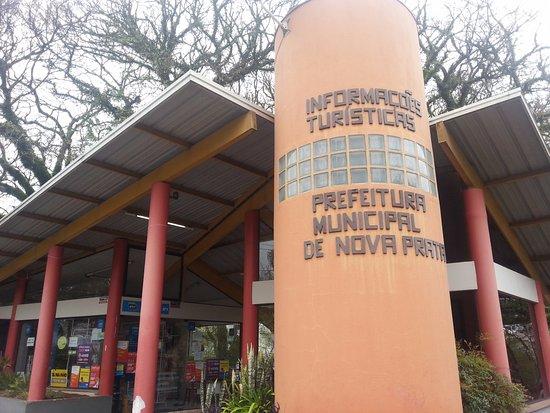 Praça da Bandeira - Nova Prata