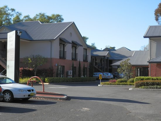Springs Resorts Mittagong RSL Motel