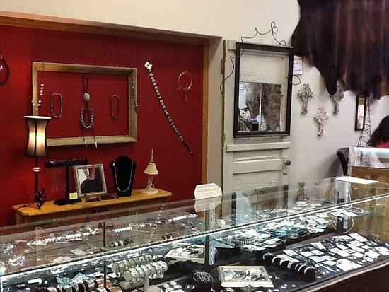 Cloudcroft, Νέο Μεξικό: The Burro Street Exchange