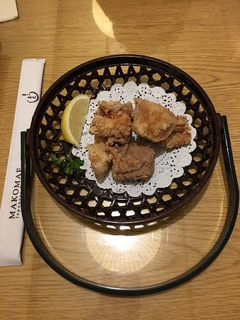 Diamond Bar, CA: Chicken Karaage