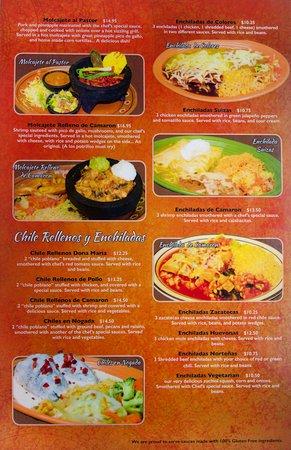 los potrillos menu page 5