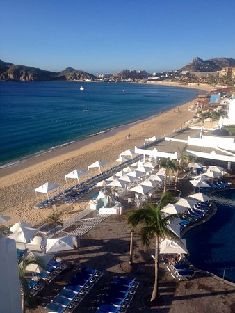 Pueblo Bonito Rose: View from our room # 503