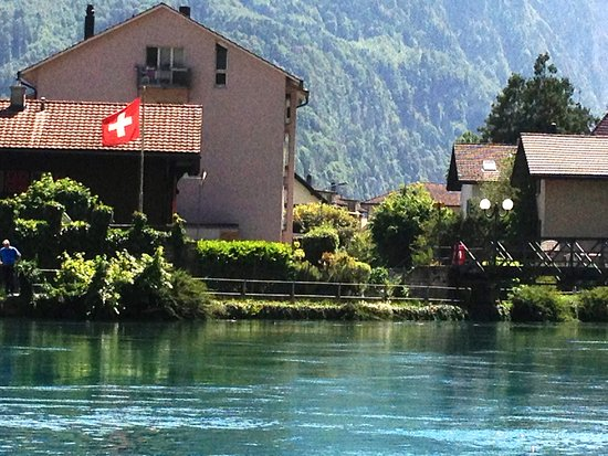 Matten bei Interlaken, İsviçre: take a walk to the river and immerse yourself in your surroundings