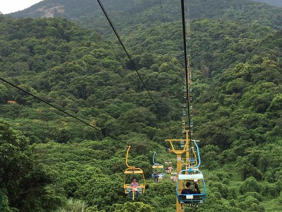 Boluo County, Китай: Funicular