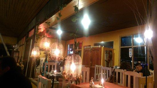 Calera de Tango, Chile: Sabores del Mundo