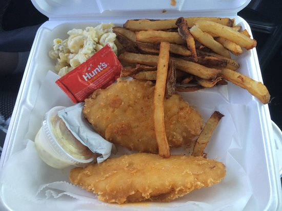 """Stevensville, MD: Good """"to go"""" meal"""