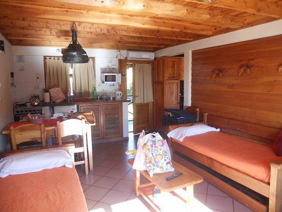 Apart Hotel del Arroyo: con dos camas