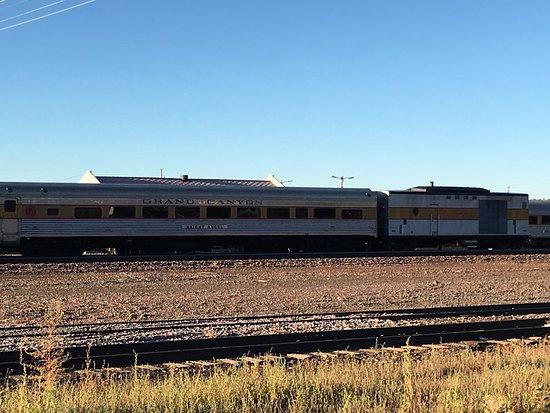 Williams, Arizona: Grand Canyon Railway