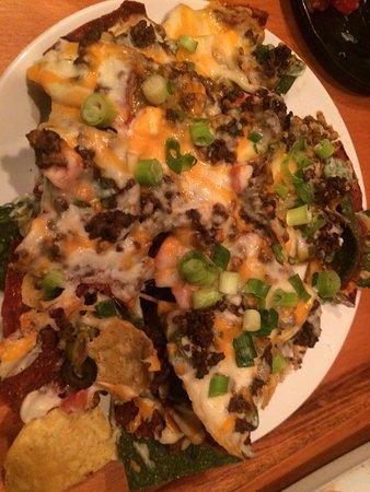 Sun Peaks, Canada: Yummy nachos!