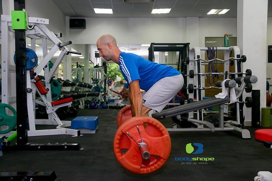 58271b662cdb0 Are you looking for a good free weight gym in HCMC  Then Body Shape ...