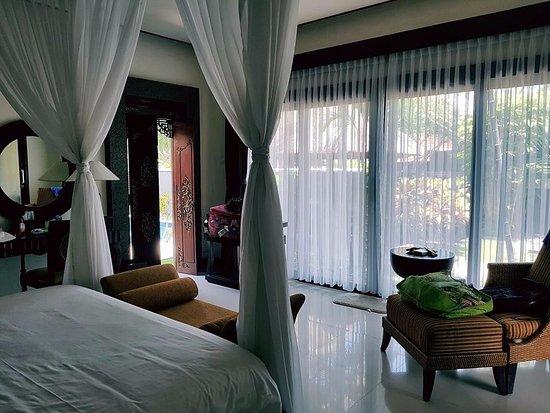 Bumi Linggah The Pratama Villas: bedroom 1