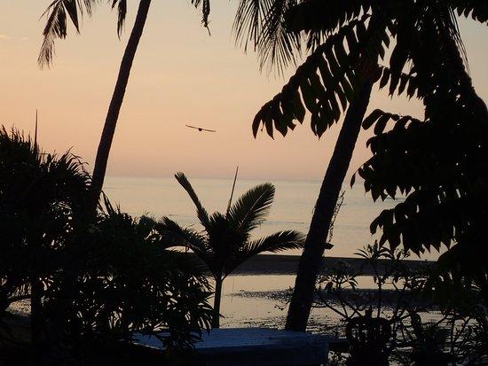 Adirama Beach Hotel: sunset