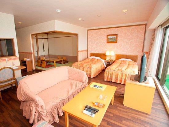 Izukogen Wanwan Paradise Hotel