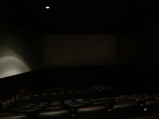 Luxury Santikos Silverado 16 Theatre View 1 of the Barco Escape three movie screen Top Search - Lovely screen lights Minimalist
