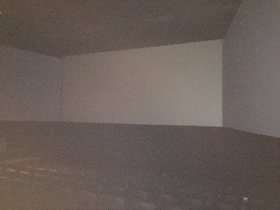 View #3 of the Barco Escape/Diet Cinerama screen