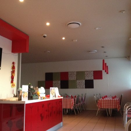 Rivervale, Australia: Red Chilli - space is pleasant enough