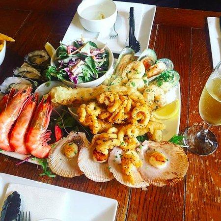 Yea, Australië: Seafood for 2