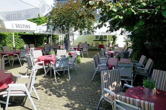 Arnsberg, Tyskland: Gasthof Danne / Biergarten