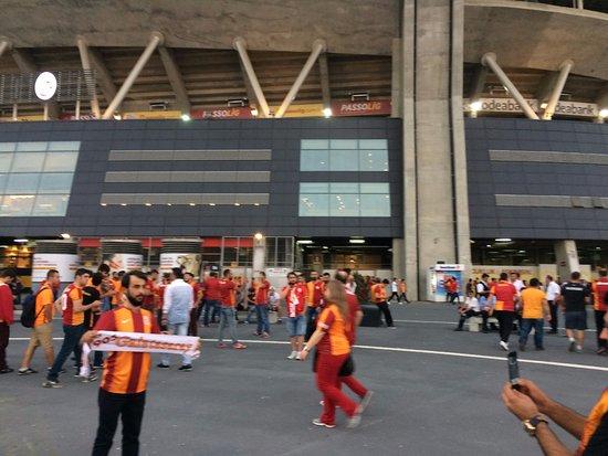 Turk Telekom Arena: Türk Telekom Arena