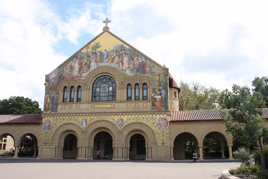 Palo Alto, CA: THE CHURCH