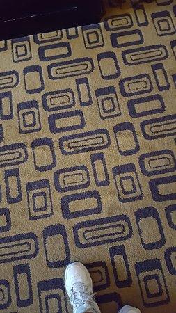 Elegant Casino Floor Texture