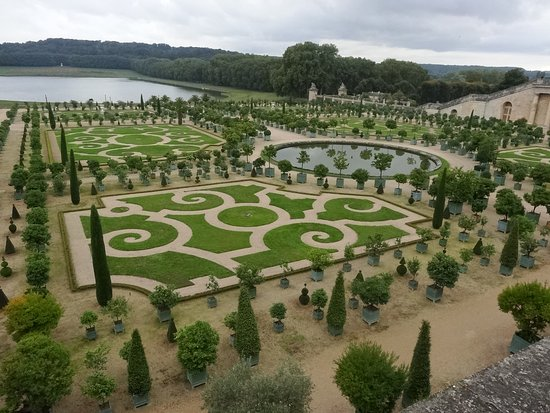 foto van le jardin de versailles versailles tripadvisor. Black Bedroom Furniture Sets. Home Design Ideas