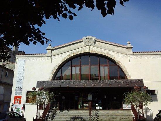 Office de Tourisme des Cevennes Navacelles