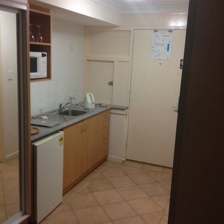 Rivervale, Australia: Kitchenette a decent size