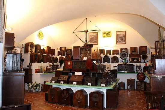 Museo della Comunicazione - Voci nell'etere