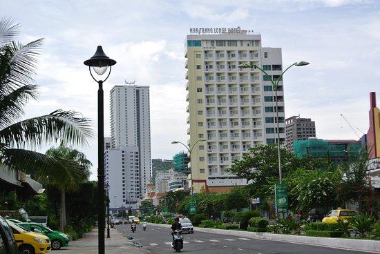 Nha Trang Lodge: 外観です