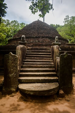 Eastern Province, Sri Lanka: Pagoda