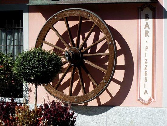 Pila, Italy: La grande ruota