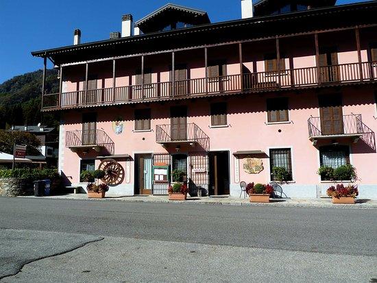 Pila, Italy: Esterno ristorante