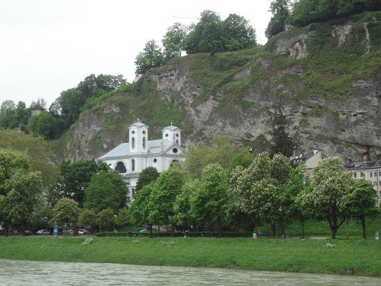 St Markus Church: 旧市街の端に佇む、瀟洒な教会