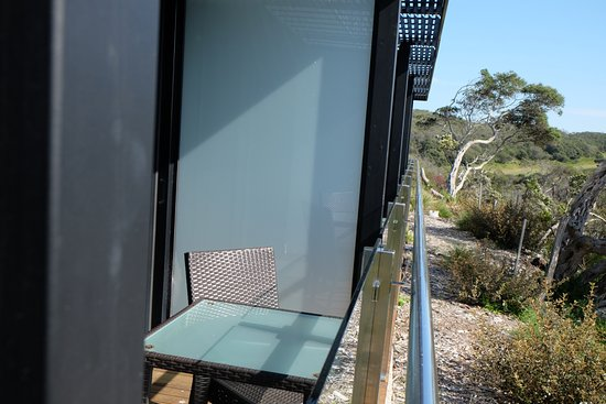 Portsea, Australia: Small verandahs with good view