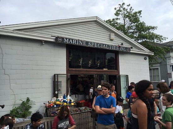 Marine Specialties: Still There and Just as cool as ever!